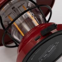 thumb-Barebones Mini Edison Lantern Red-8