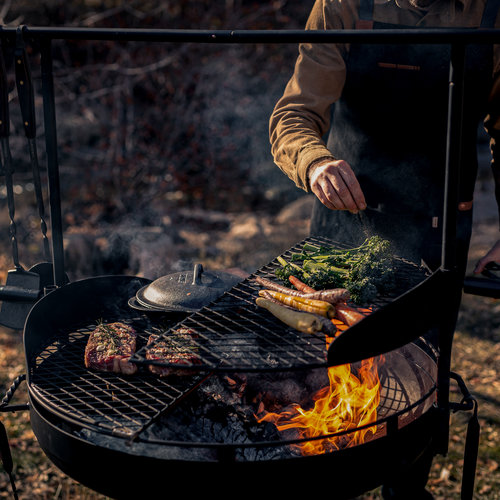 Pit Grills & Grill Grates