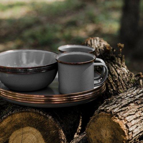 Bowls, Plates & Cups