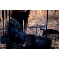 thumb-Barebones Cowboy Fire Pit Grill-5