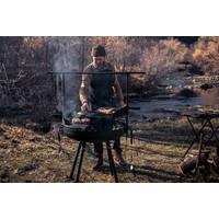 thumb-Barebones Cowboy Fire Pit Grill-9