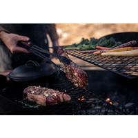 thumb-Barebones Cowboy Fire Pit Grill-12