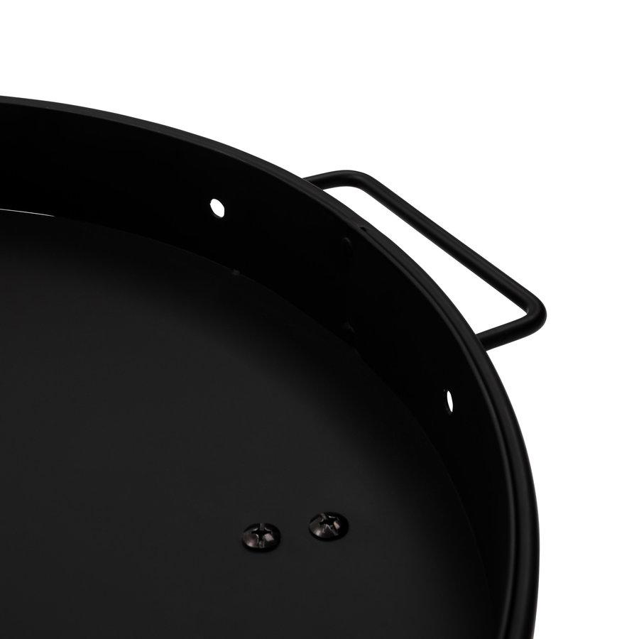 Barebones Cowboy Grill Charcoal Tray-4