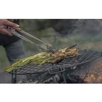thumb-Barebones Fire Pit Grill Grate Rond-3