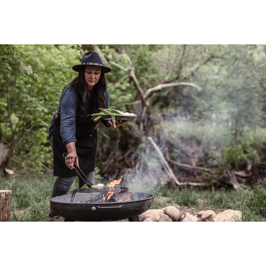 Barebones Fire Pit Grill Grate Rond-9