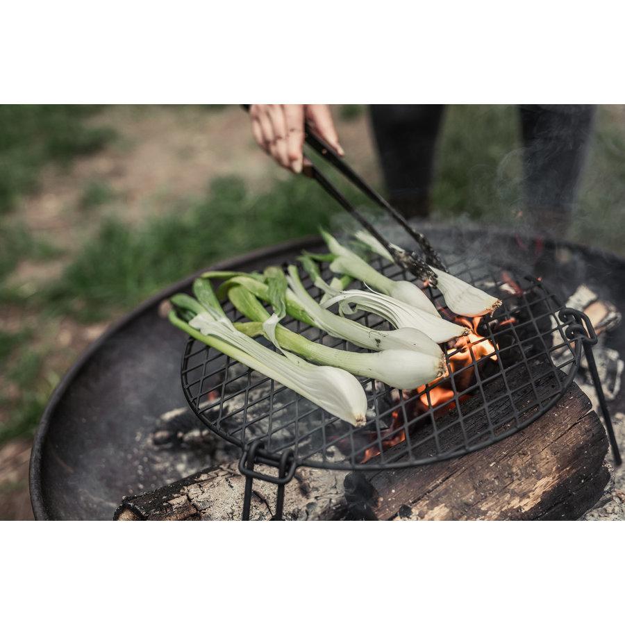 Barebones Fire Pit Grill Grate Rond-10
