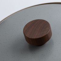 thumb-Barebones Emaille Stock Pot Stone Grey-10