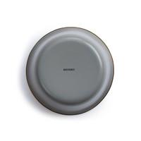 thumb-Barebones Emaille Mixing Bowl 2 pcs. Stone Grey-4