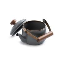 thumb-Barebones Emaille Teapot Stone Grey-5