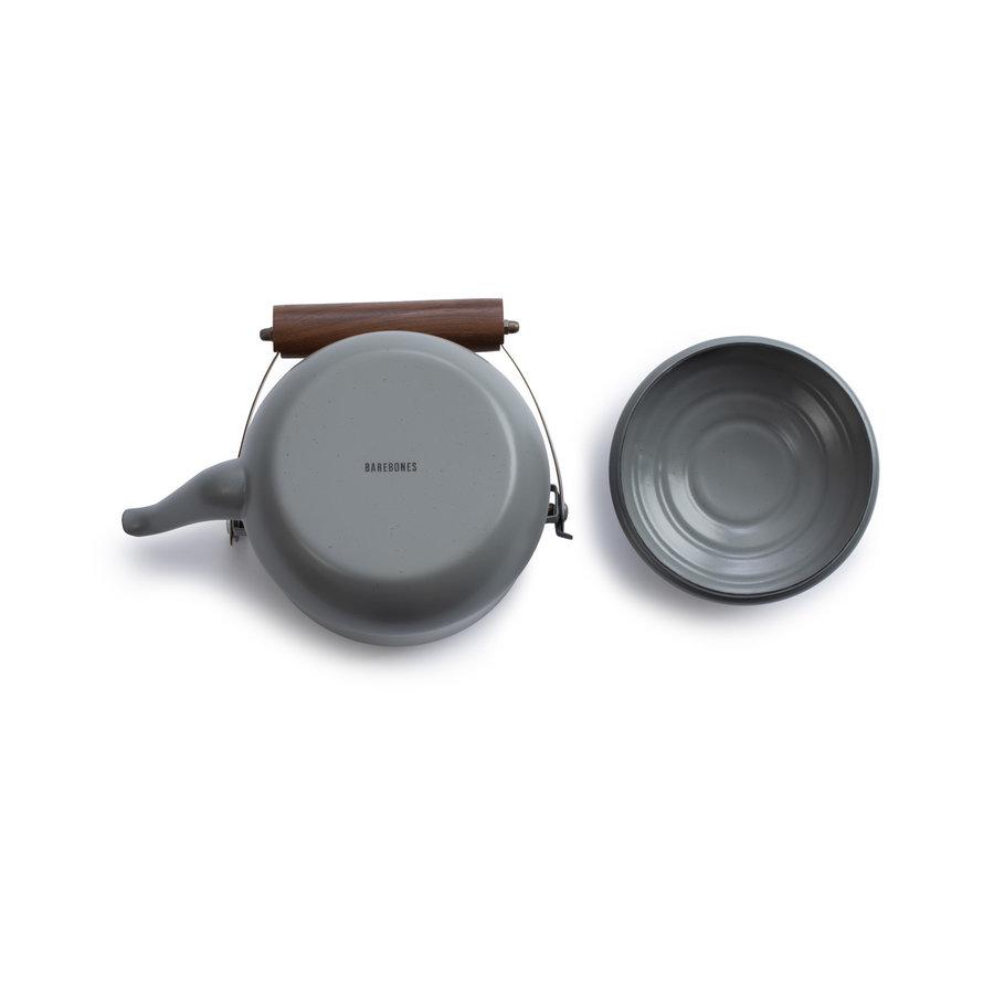 Barebones Emaille Teapot Stone Grey-7
