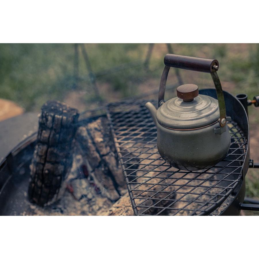 Barebones Emaille Teapot Stone Grey-9