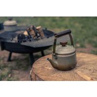 thumb-Barebones Emaille Teapot Stone Grey-11