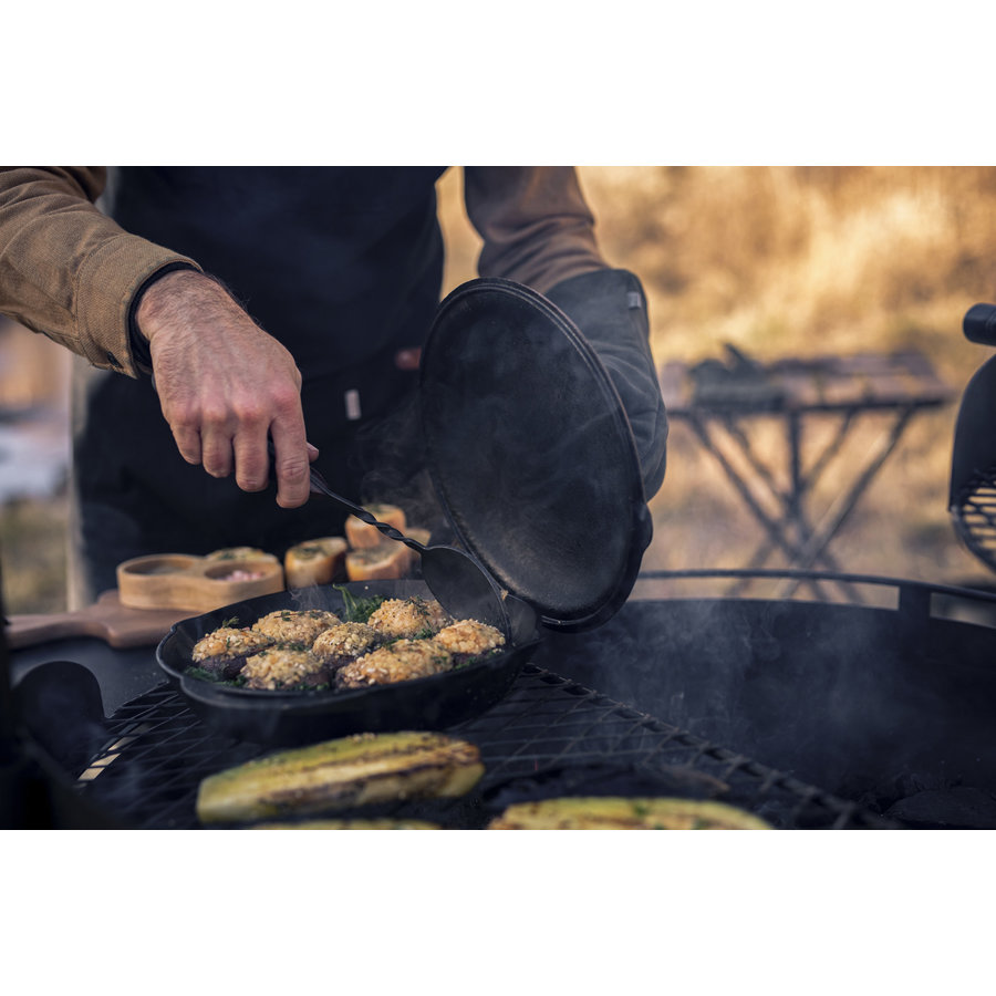 Barebones Cowboy Cooking Chef Spoon/lepel-8