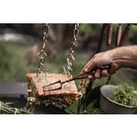 thumb-Barebones Cowboy Cooking Carving Fork/vleesvork-4
