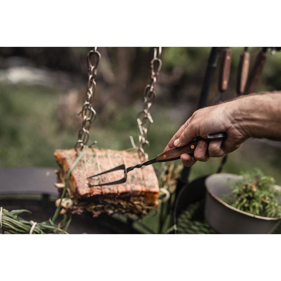 Barebones Cowboy Cooking Carving Fork/vleesvork-4