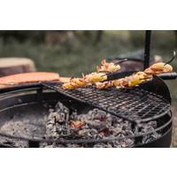 thumb-Barebones Cowboy Cooking Skewer/vleespennen 4 pcs.-12
