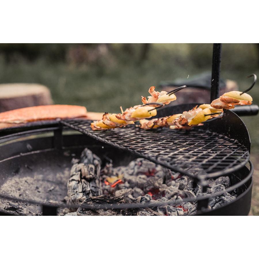 Barebones Cowboy Cooking Skewer/vleespennen 4 pcs.-12