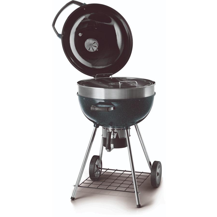 Napoleon PRO Kettle Houtskoolbarbecue 57 cm Metallic-2