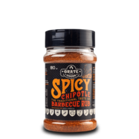 thumb-Grate Goods Premium Spicy Chipotle BBQ Rub-1