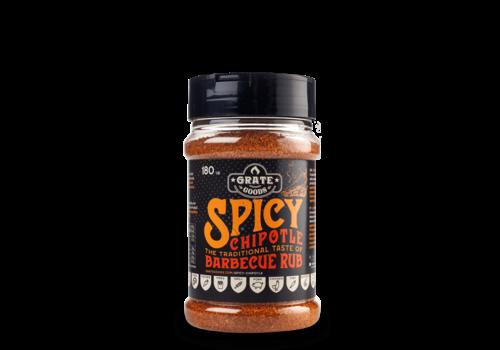 Grate Goods Premium Spicy Chipotle BBQ Rub