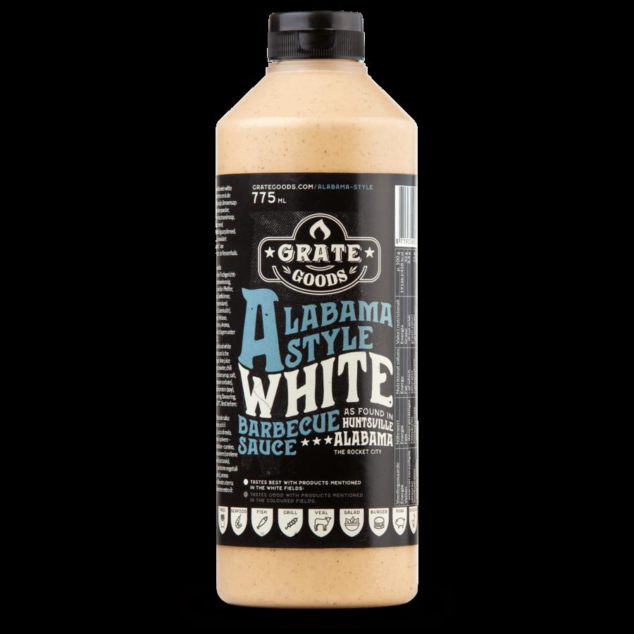 Grate Goods Alabama White Barbecue Sauce (775ml)-2