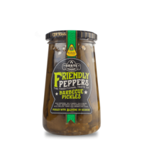 Grate Goods Friendly Peppers Barbecue Pickles