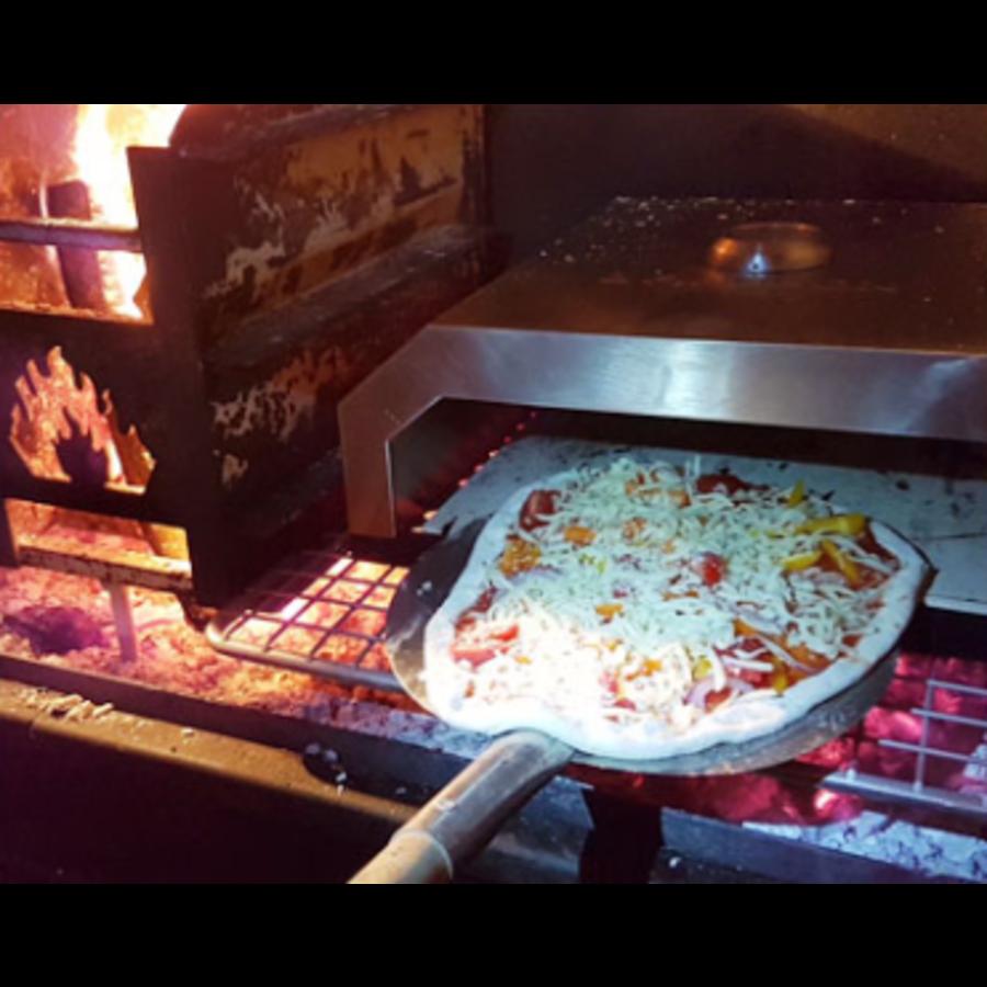 Afrikaanse Braai Pizza Oven-4