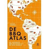 thumb-Boek De BBQ Atlas - Julius Jaspers-1