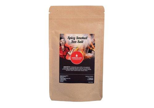 Spicy Smoked Sea-Salt Rub