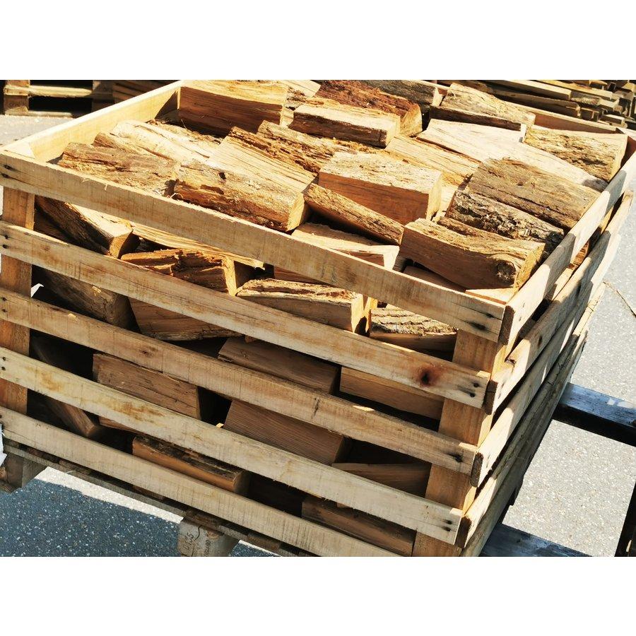 Gedroogd eiken hout middel en grof 1.2 kb-1