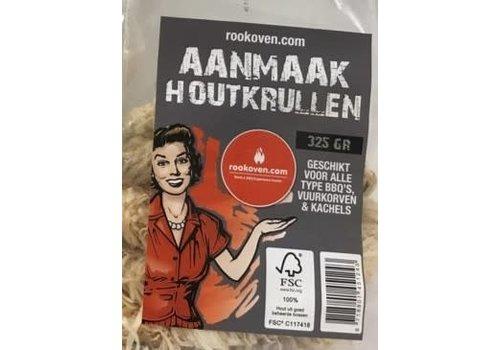 Rookoven.com Aanmaak Krullen / Wokkels (24 stuks)
