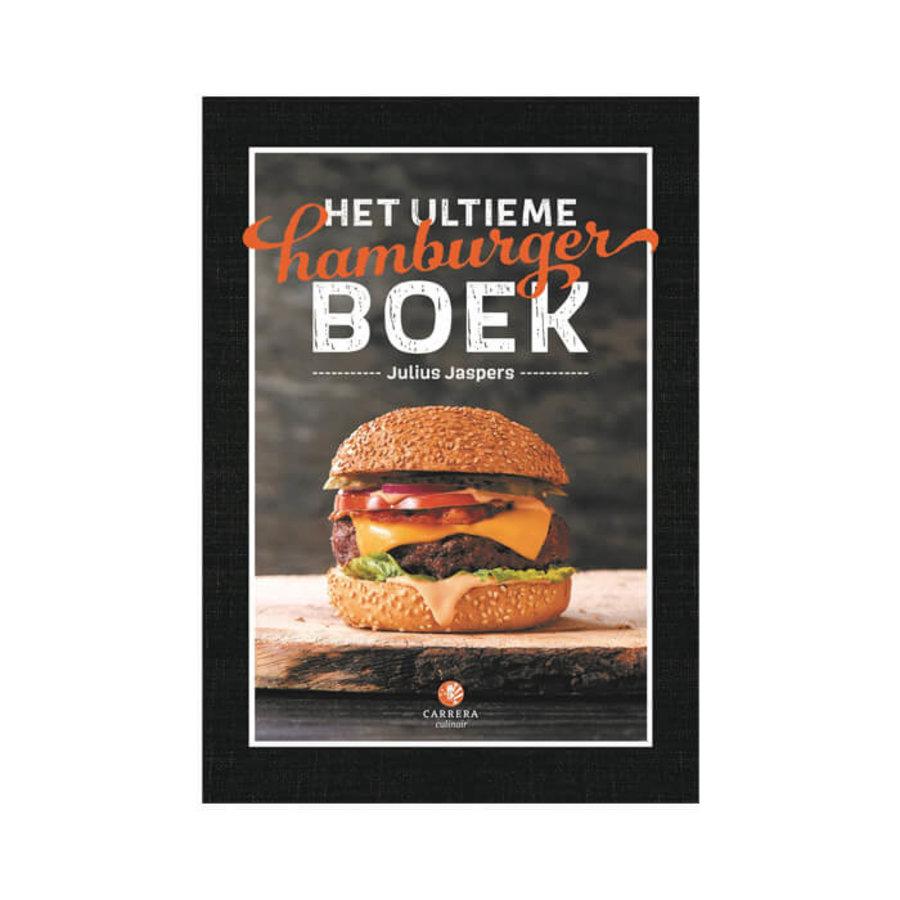 Het Ultieme hamburger boek van Julius Jaspers-1
