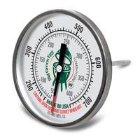 thumb-Big Green Egg Thermometer Ø 8 cm-2