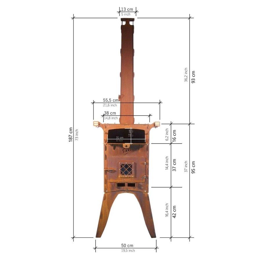 Fikki Outdoor Oven-4