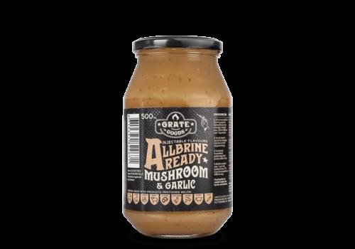 AllBrine Ready Mushroom & Garlic