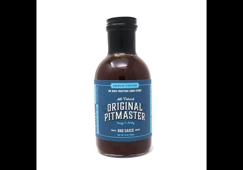 Original Pitmaster BBQ Sauce