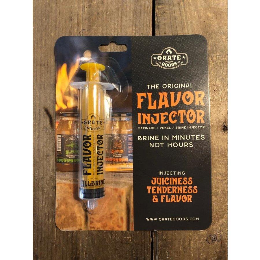 Grate Goods Flavor Injector voor  Brine & Marinade-2