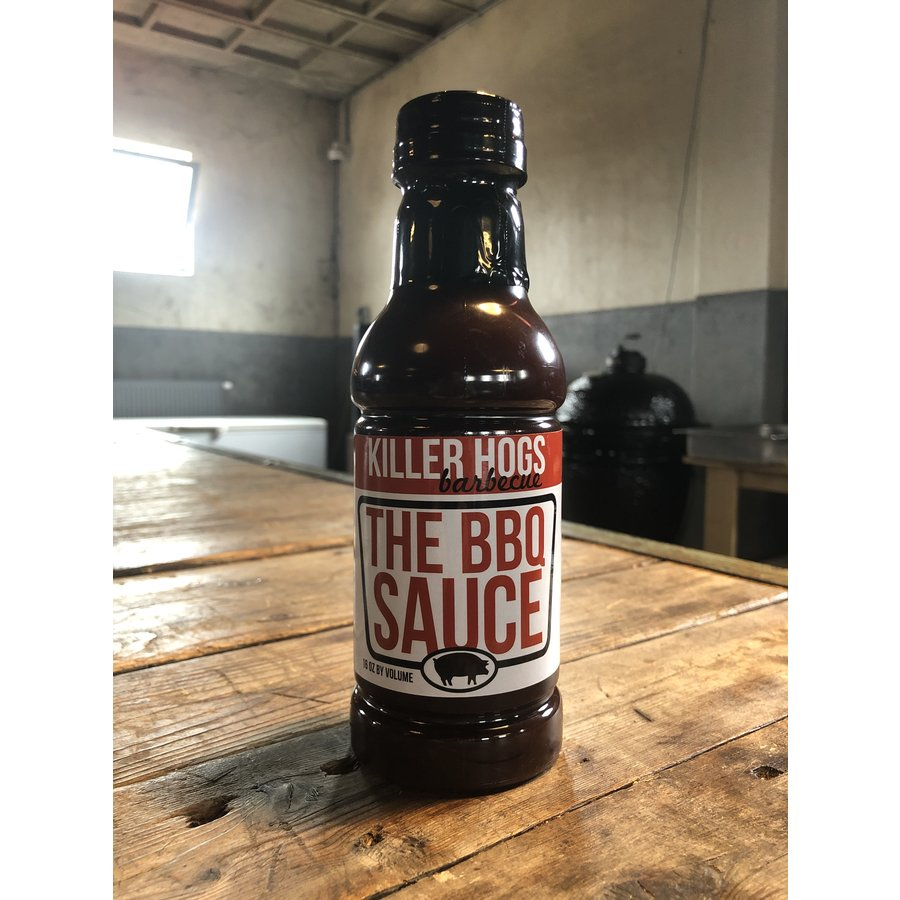 Killer Hogs The BBQ Sauce-1