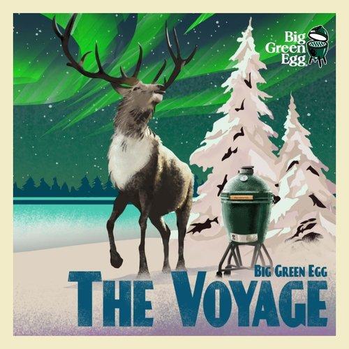 Big Green Egg The Voyage