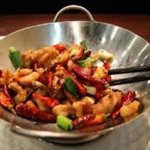 Rookrecept voor de wok