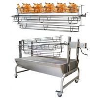 thumb-Kippenspit voor 'Varken & lam aan het spit grill / barbecue'-2