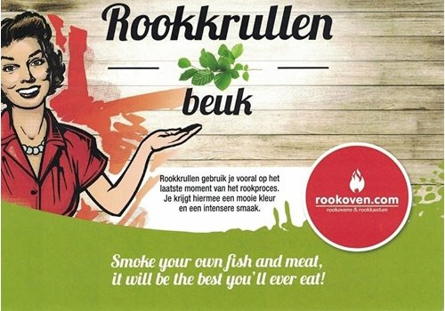 Rookkrullen Beuk 2 Liter