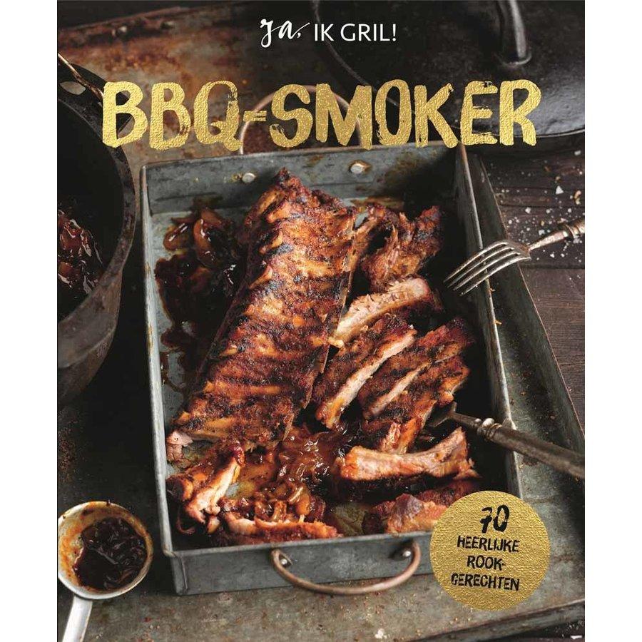 Ja, ik grill! BBQ Smoker-1
