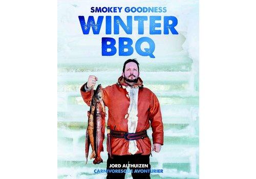 Boek 'Smokey Goodness 4 Winter BBQ' - Jord Althuizen