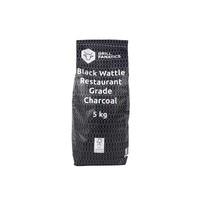 Grill Fanatics Black Wattle Houtskool FSC - 5 KG