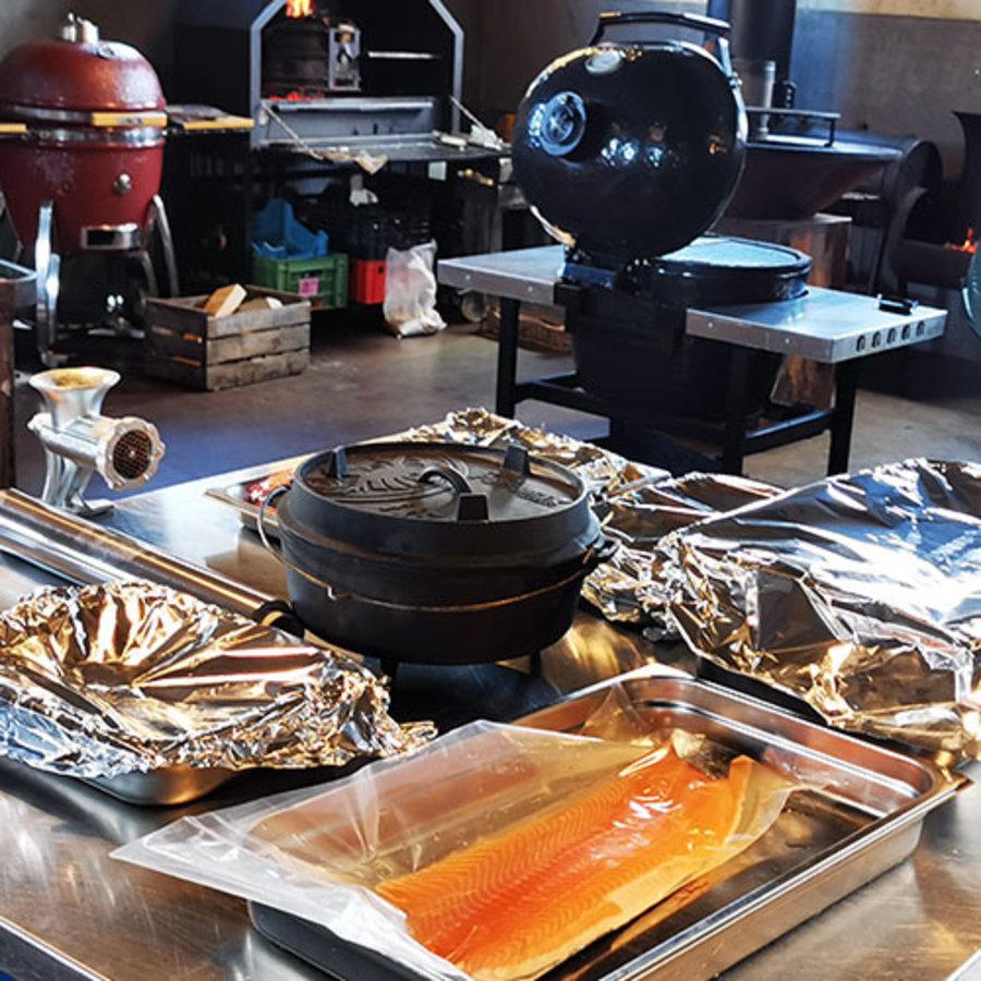 22 januari Low & Slow BBQ Workshop 2022 (12:00 - 16:00)-6