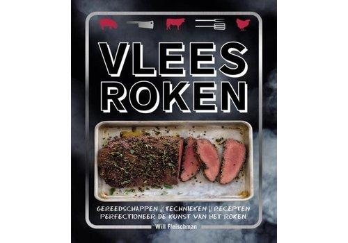 Boek Vlees Roken van Will Fleischman