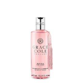 Grace Cole Bath&Shower Wild Fig&Pink Cedar