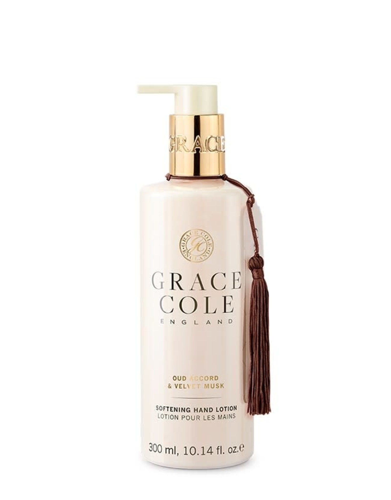 Grace Cole Hand Lotion Oud Accord&Velvet Musk