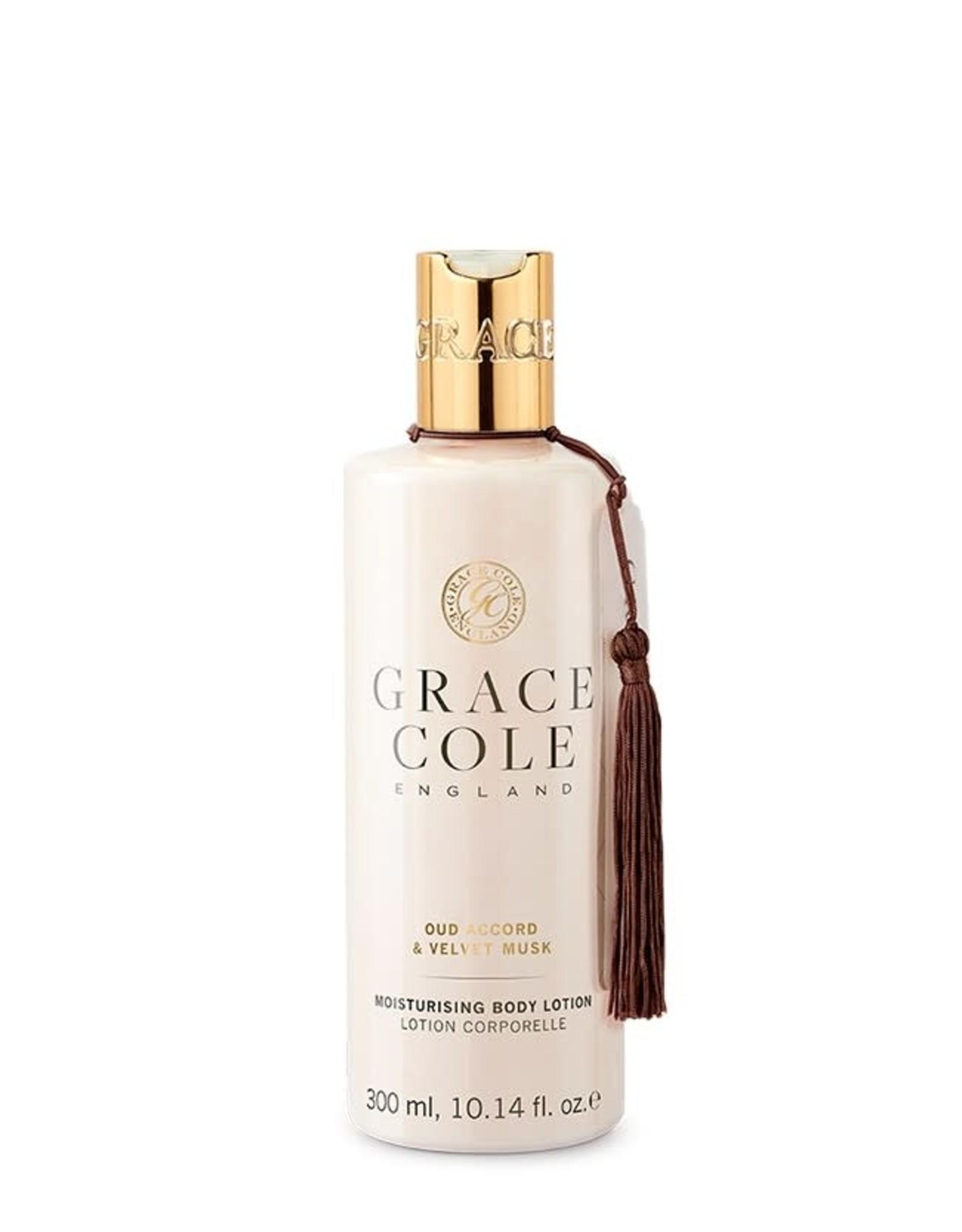 Grace Cole Body Lotion Oud Accor&Velvet Musk
